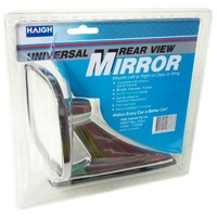 Haigh Universal Chrome Door Mirror