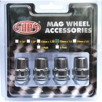 SAAS Acorn Wheel Lock Nuts