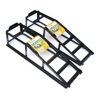 Pair Stanfred 750kg Car Ramps