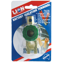 Lion Battery Isolation Terminal