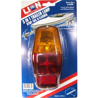 Lion 3 In 1 Trailer lamp