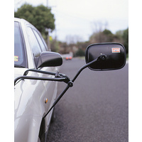 Lion 2 Piece Caravan Towing Mirror