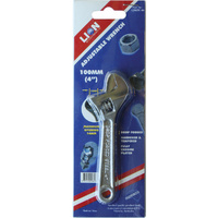 Lion Drop Forged Adjustable Wrench