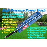 Lion Dual Nozzle High Pressure Power Wash
