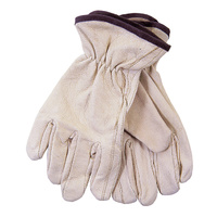Lion Leather Riggers Gloves