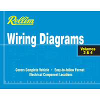 Rellim Wiring Diagrams Volumes 3 & 4 (Combined)