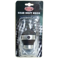 SAAS Leather Series Manual Gear Shift Knob Black Or Red