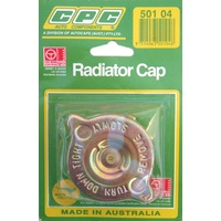 CPC Radiator Cap Auto Car Vehicle Cooling System #501-04