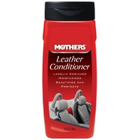 Mothers Leather Conditioner Protectant 355ml Car 4WD SUV