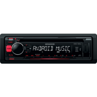 Kenwood KDC-100UR Android Music Playback Inc Detachable Face