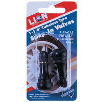 Lion Snap-In Tubeless Tyre Valves