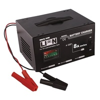 Lion Battery Charger Series 8A 12 Volt With Overload Protection