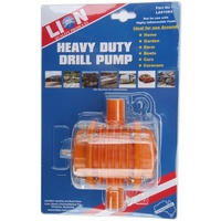 Lion Heavy Duty Drill Powered Siphon Pump