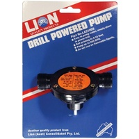 Lion Drill Powered Siphon Pump