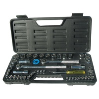 52 Piece Combination Socket Set