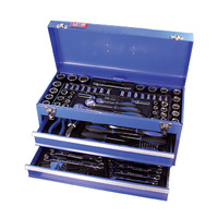 Lion 128 Piece Professional Chrome Vanadium Tool Kit
