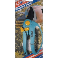 Lion Pruner Scissor Style Pruning Shear With Ergonomic Handle