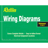Rellim Wiring Diagrams Volumes 1 & 2 (Combined)
